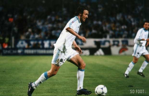 Christophe Dugarry, �poque marseillaise