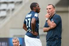 Christopher Glombard et Denis Renaud (Paris FC)