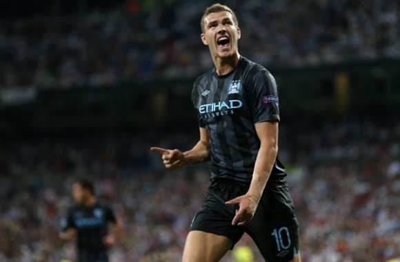 City dit merci à Dzeko