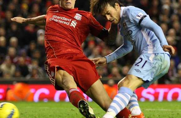 City-Liverpool, demie sans pression