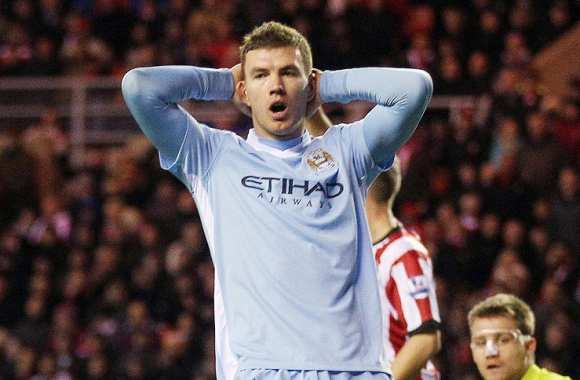 City ne voudrait plus de Dzeko