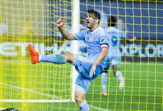 City remporte le derby de New York