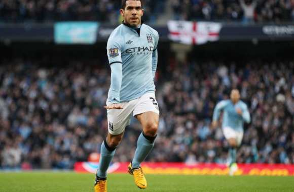 City : Tévez prolongé ?