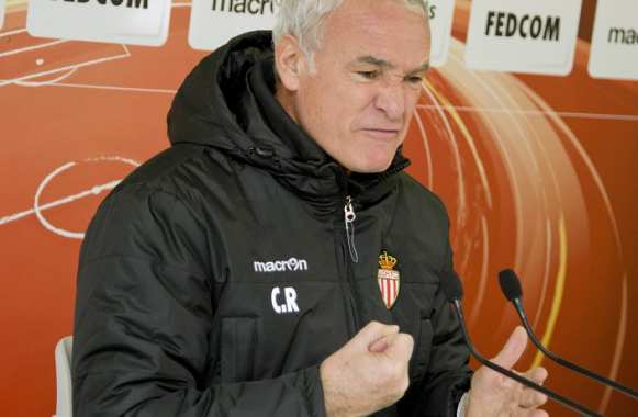 Claudio Ranieri (AS Monaco)