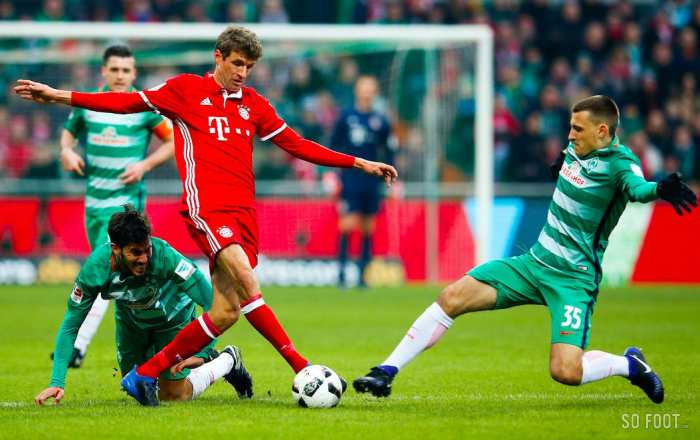 Cologne taille patron, le Bayern tranquille, Ingolstadt se rassure