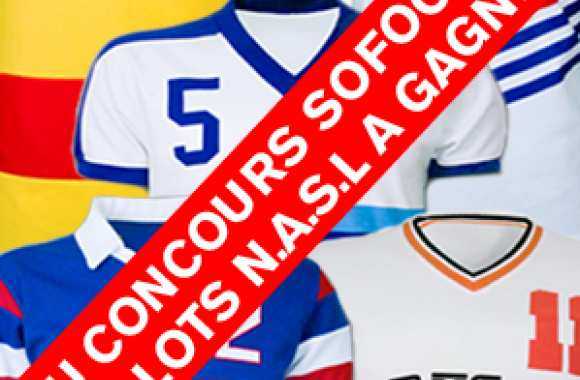 Concours Maillots : Les 5 gagnants