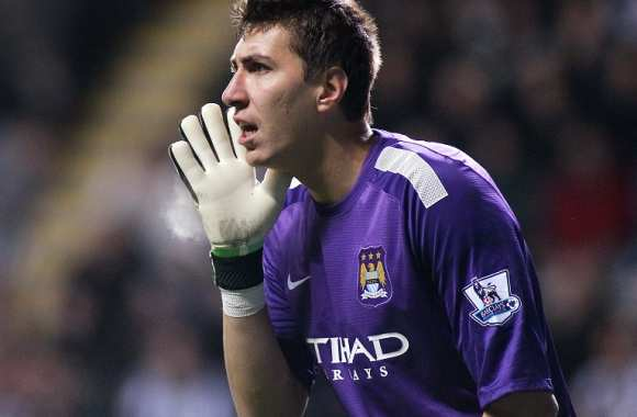 Costel Pantilimo (Manchester City)
