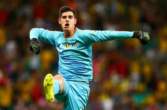 Courtois encense Messi