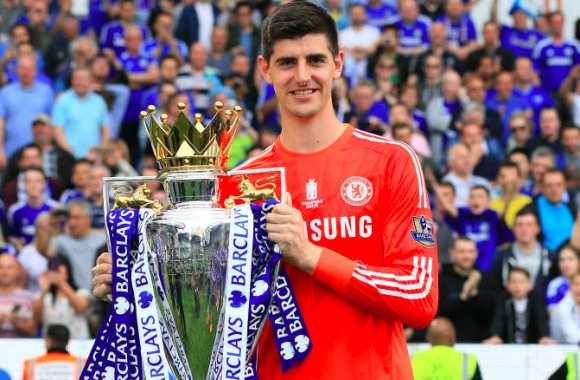 Courtois reprend doucement