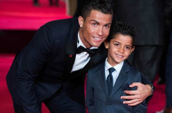 CR7 et Junior