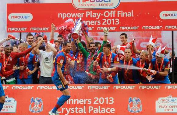 Crystal Palace, champion de Premiership