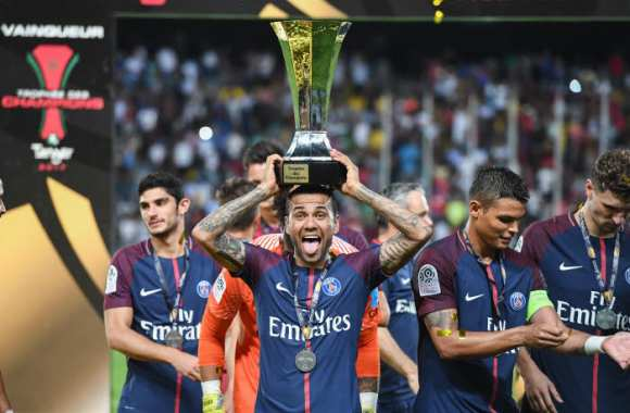 Dani Alves : profession champion