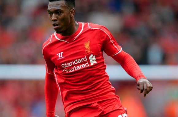Daniel Sturridge, force rouge