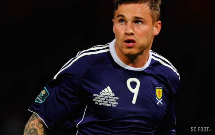 David Goodwillie suspendu contre Liverpool