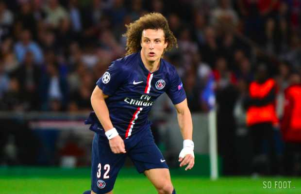 David Luiz : sa mère défend le fiston