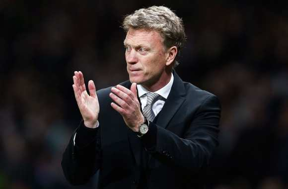 David Moyes, ex coach de Manchester United