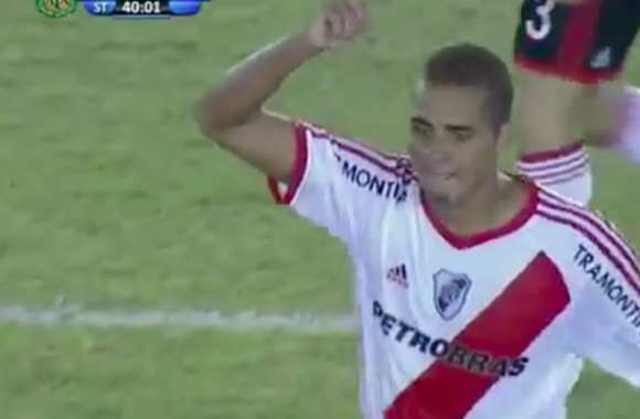 David Trezeguet (River Plate)