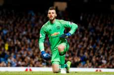 De Gea direction Madrid