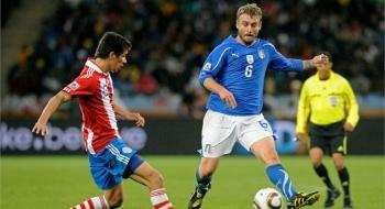 De Rossi et les All Blacks