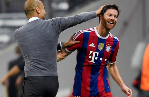 De Xabi Alonso à Barcelone, le trait d'union Guardiola