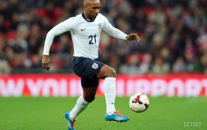 Defoe, le come-back en sélection