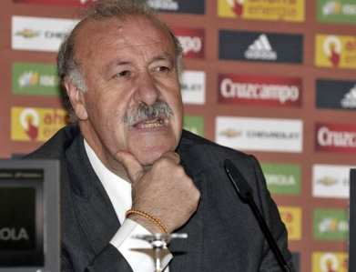 Del Bosque donne son avis