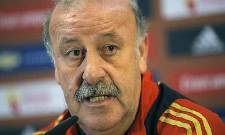 Del Bosque serein