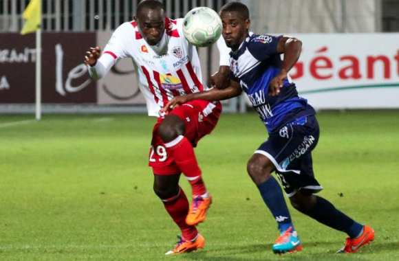 Dennis Oliech, oui oui, a fait tomber Troyes