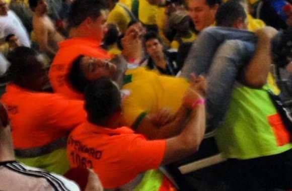 Des supporters furieux contre Fred