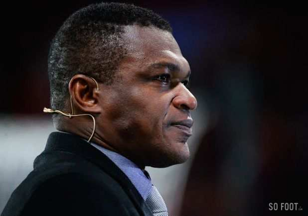 Desailly, l'amoureux du foot chinois