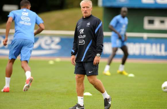 Deschamps et l'affaire Zahia