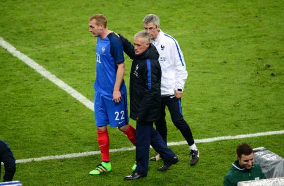 Deschamps ne regrette pas Mathieu
