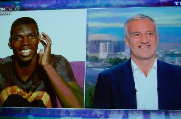 Deschamps : « On aura besoin de Pogba »