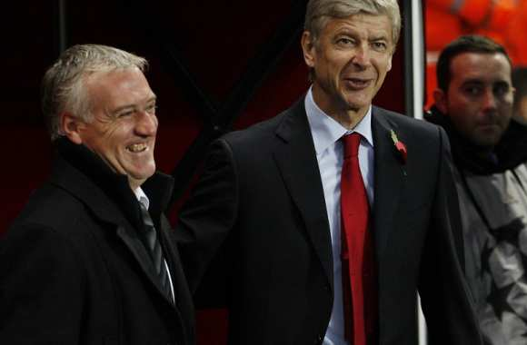 Deschamps remballe Wenger