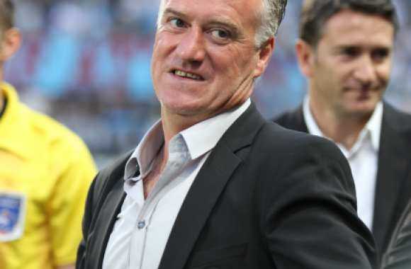 Deschamps reste
