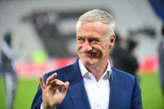 Deschamps s'improvise basketteur