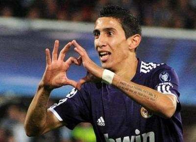 Di María accidenté