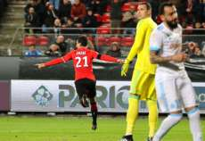Diallo qualifie Rennes au bout des tirs au but