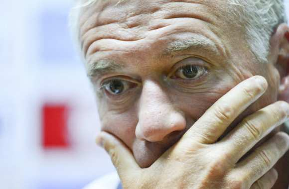 Didier Deschamps cherche la solution
