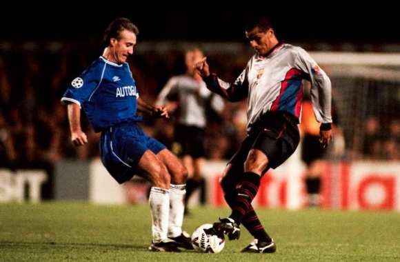 Didier Deschamps vs Rivaldo