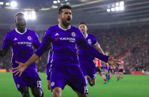 Diego Costa, buteur ce week-end