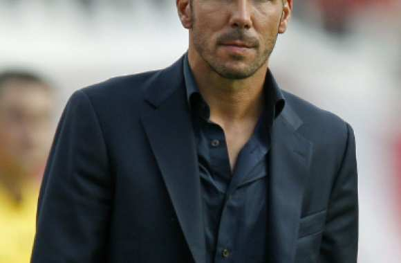 Diego Simeone à Catane