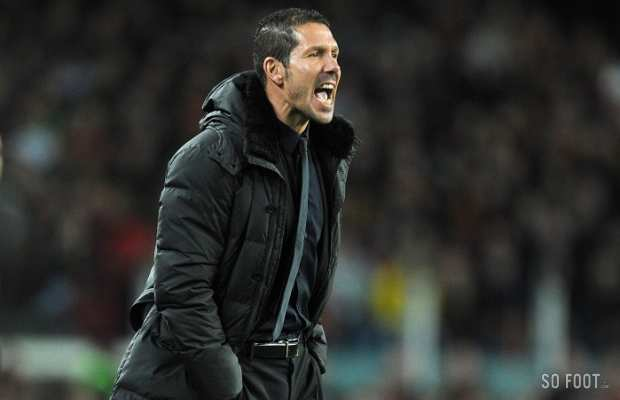 Diego Simeone (At�ltico Madrid)