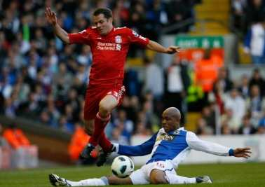 Diouf assassine Carragher