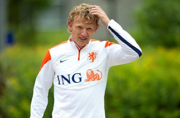 Dirk Kuyt (Pays-Bas)