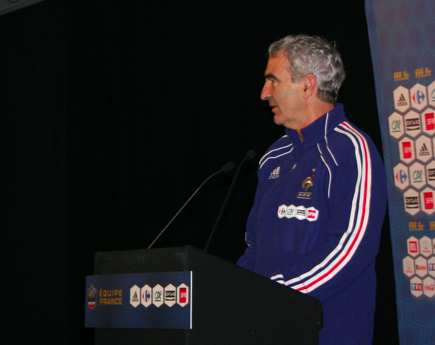 Domenech : « Henry, une blessure d'amour-propre »