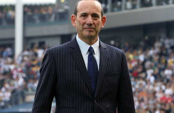 Don Garber, commissaire en chef de la MLS