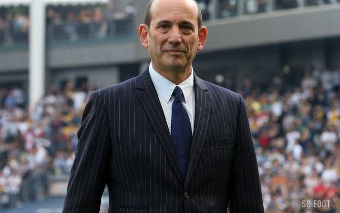 Don Garber, father soccer