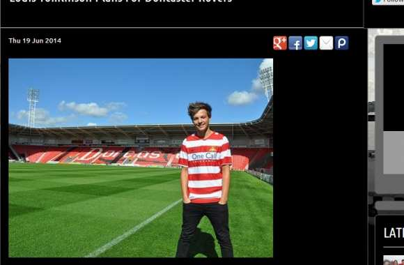 Doncaster racheté par un One Direction