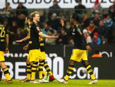 Dortmund s'impose à Cologne au mental